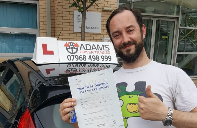 Block Driving Lessons in Trafford